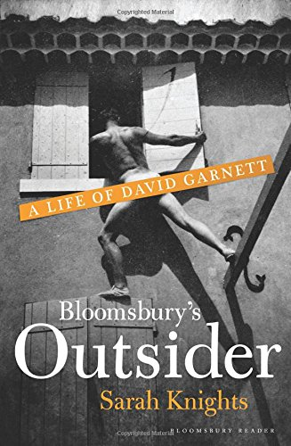 BLOOMSBURY'S OUTSIDER by Sarah Knights
